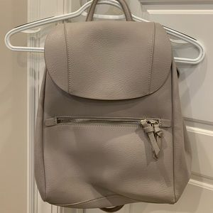 Authentic ZARA basic collection backpack